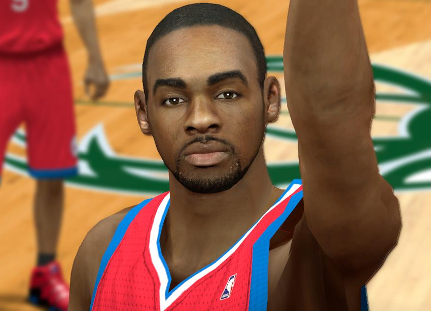 Elliot Williams HD Face Patch NBA2K14