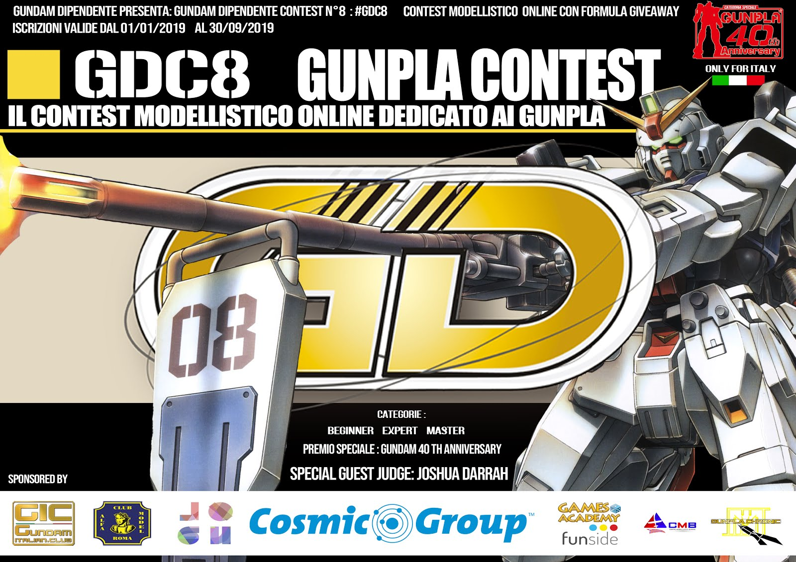 GD GUNPLA CONTEST 2019