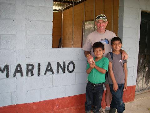 Oswaldo, Nelson et moi
