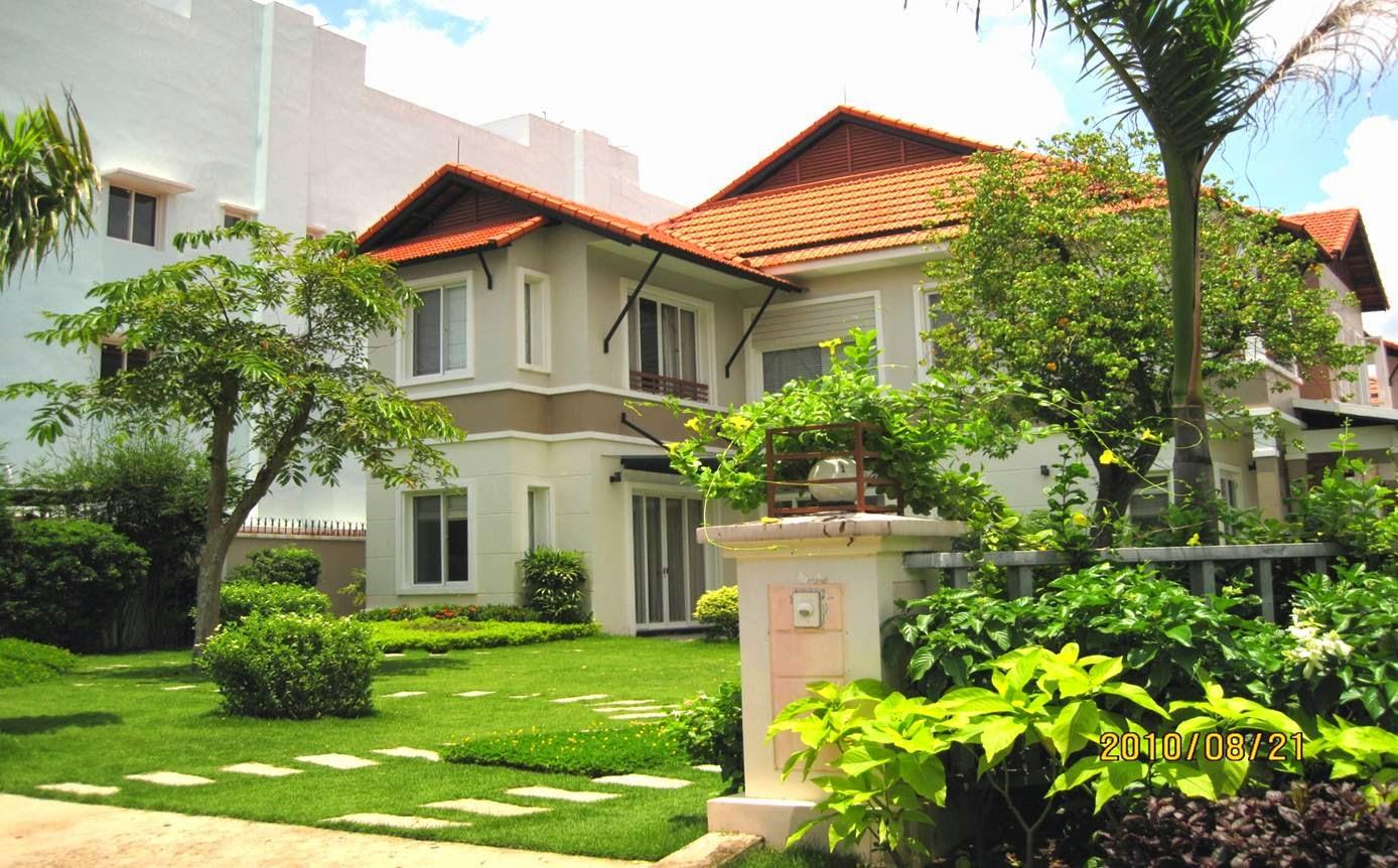 Biệt thự Ruby Land Mỹ Phước 2 Bình Dương