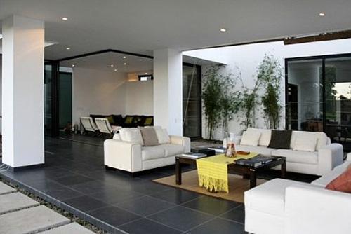 Arquitectura y dise o de casa moderna y minimalista for Arquitectura y diseno de casas modernas