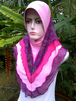 Tudung Safiyya Eksklusif (December  2012