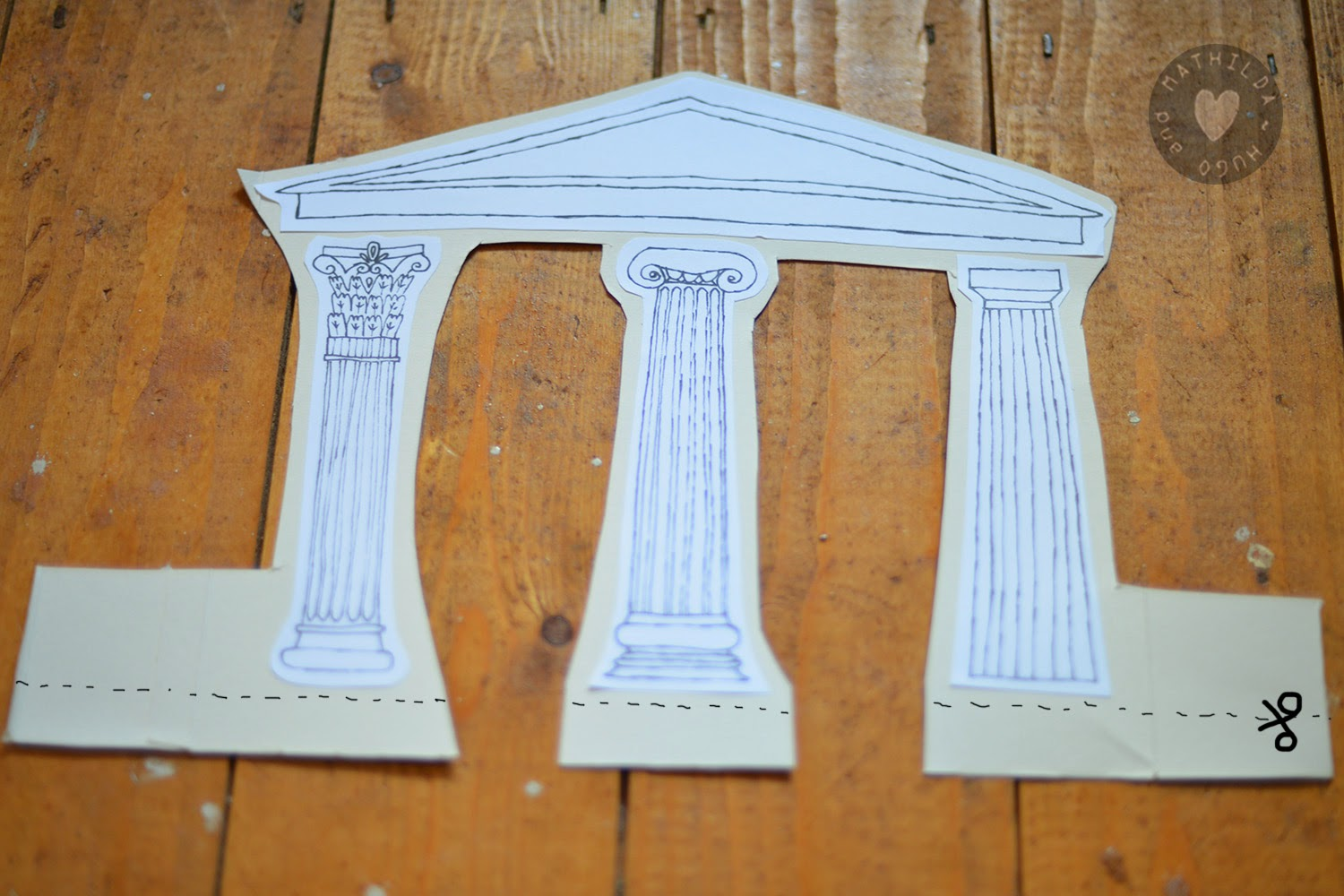 Ancient greece learning through playing for The idea of space in greek architecture