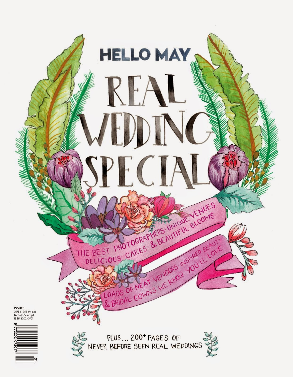 Hello May Magazine