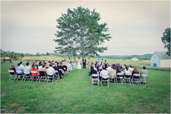 Rustic Wedding by Cuppa Photography (http://cuppaphotography.net/) #weddings #rustic #ceremony