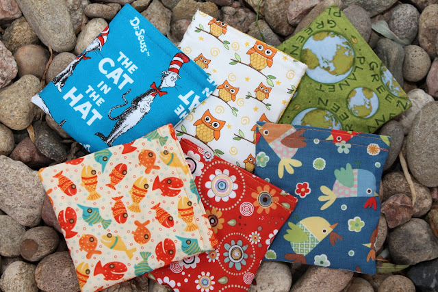 Sm Reuseable Snack Bags
