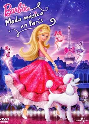 Barbie: moda magica en Paris (2010)