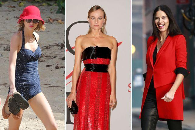Increíble forma de usar el rojo | Moda y Belleza