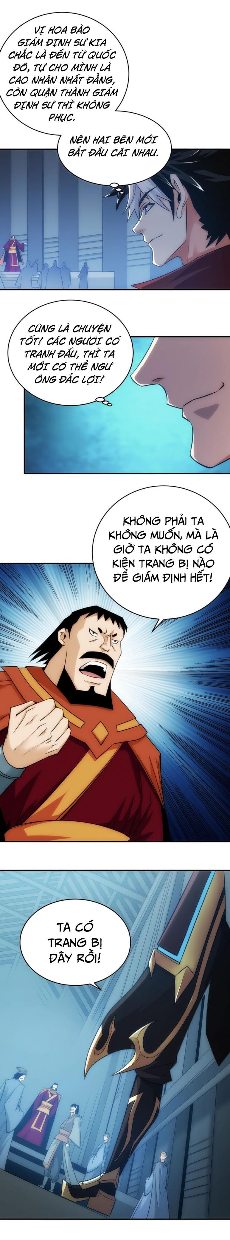 Rich Player - Người Chơi Khắc Kim Chapter 43 video - Hamtruyen.vn