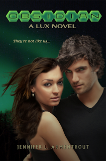 Book Review and Author Interview-Obsidian by Jennifer L. Armentrout!