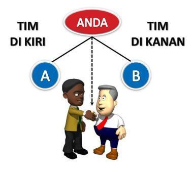 jaringan sistem binary