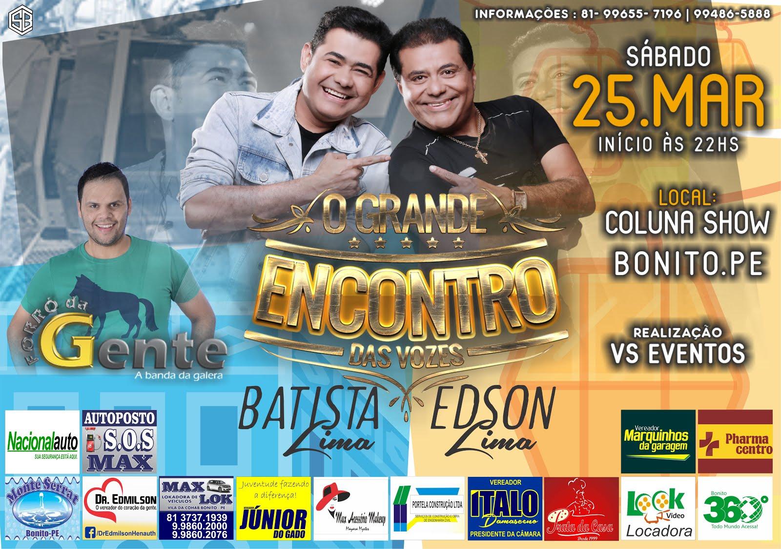 Batista Lima e Edson Lima
