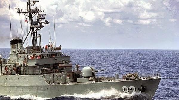Kapal Laut Iran Mendekati Aden, Ini Perbandingan Kekuatan Laut Saudi dan Iran