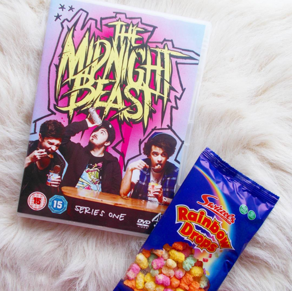 Weekly Reflect #59 // The Midnight Beast & rainbow drops!