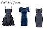 Modelos de Vestidos Jeans - looks, fotos e dicas