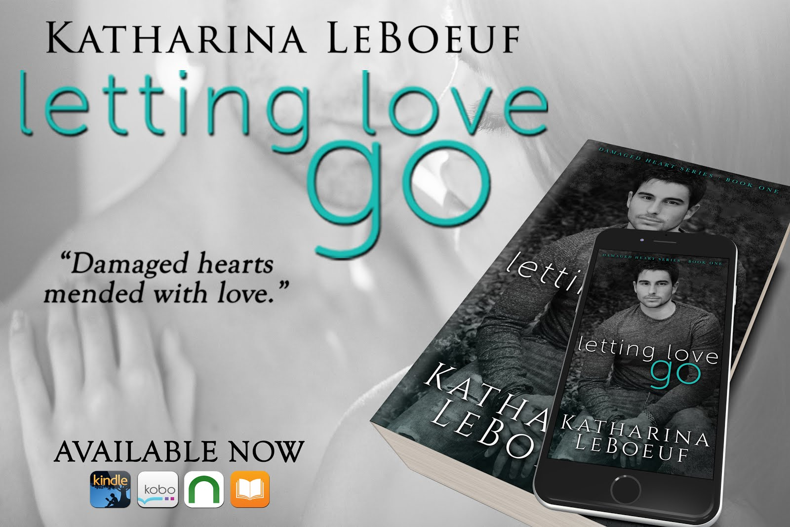 Letting Love Go Release Blitz