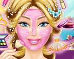 Barbie Gerçek Makyaj 2 Yeni
