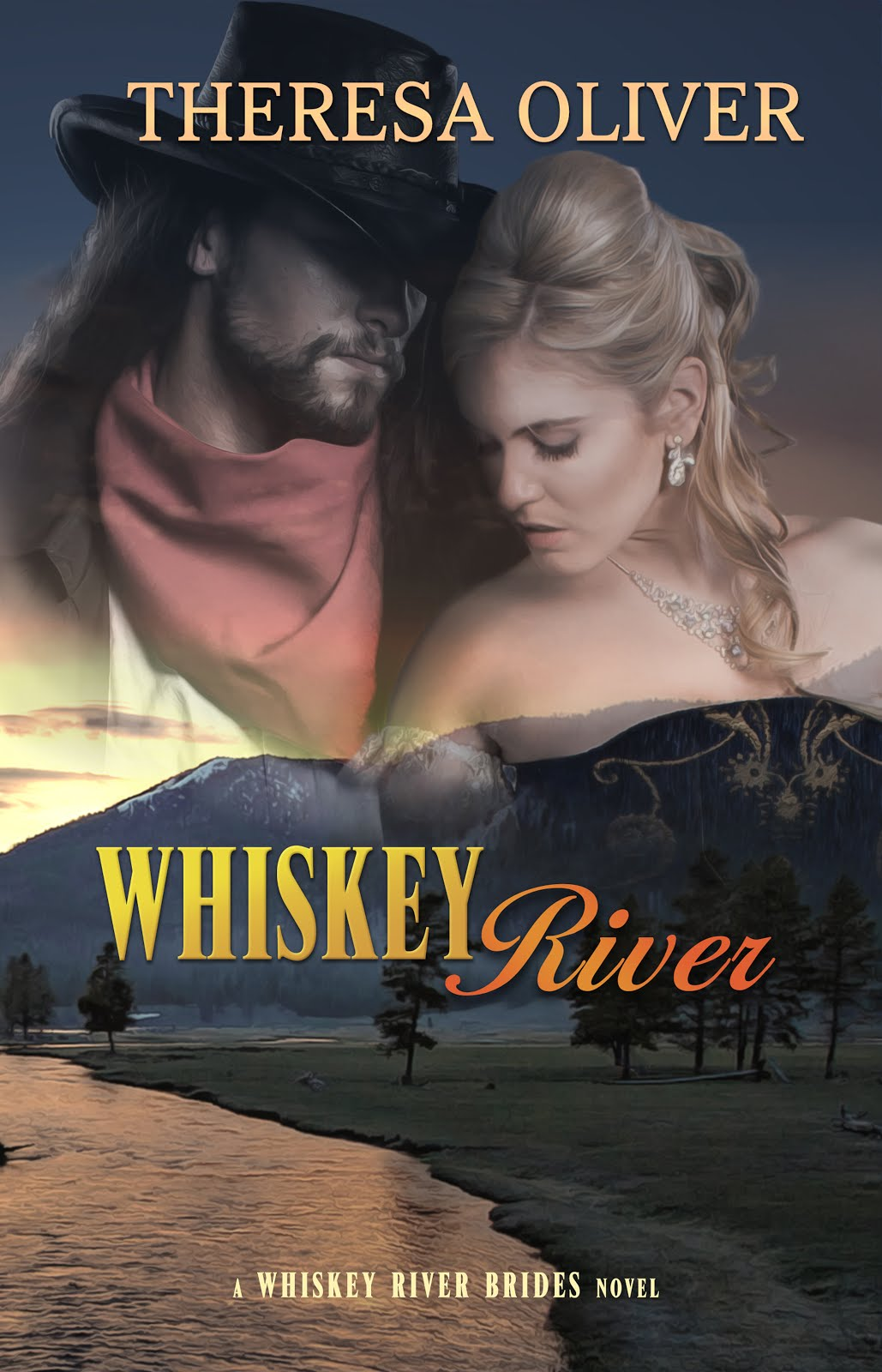 Whiskey River (Whiskey River Brides, #1)