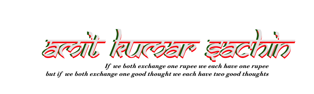 AmitKumarSachin.com-Best Hindi Blog for Biography,Quotes