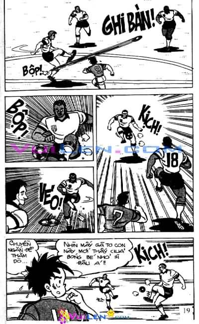 Jindodinho - Đường Dẫn Đến Khung Thành III Tập 32 page 19 Congtruyen24h
