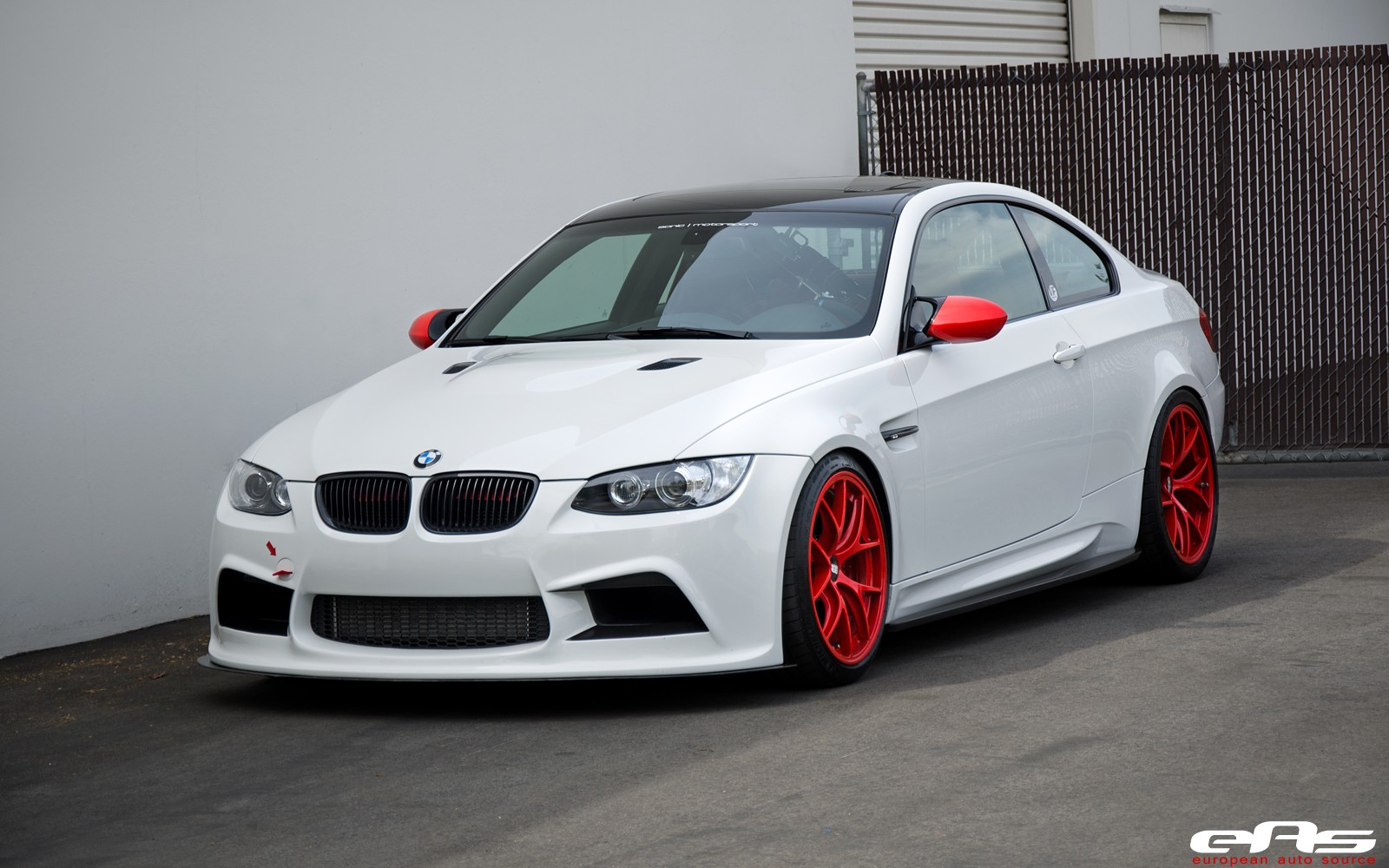 Davide458italia Bmw M3 Vf 620 By European Auto Source