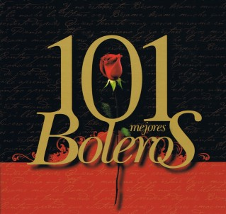 Los 101 mejores boleros' reúnen en estos cinco cds una gran ...