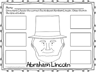 https://www.teacherspayteachers.com/Product/President-Abraham-Lincoln-559017