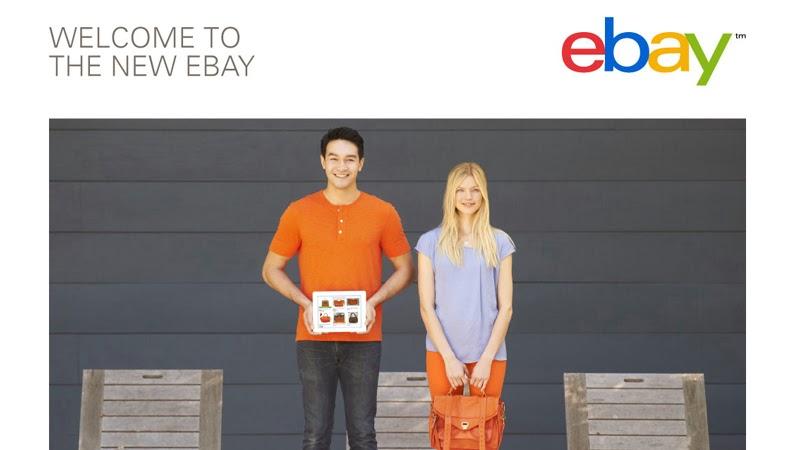 Ebay in a Pinterest style?