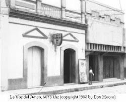 Radio Voz del junco, Santa Bárbara