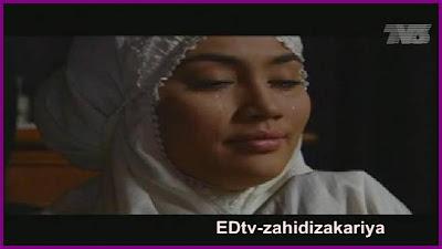 Lakonan Fasha Sandha memang terbaik kalau bawa watak alim-alim ni