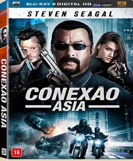 Filme Poster Conexão Ásia