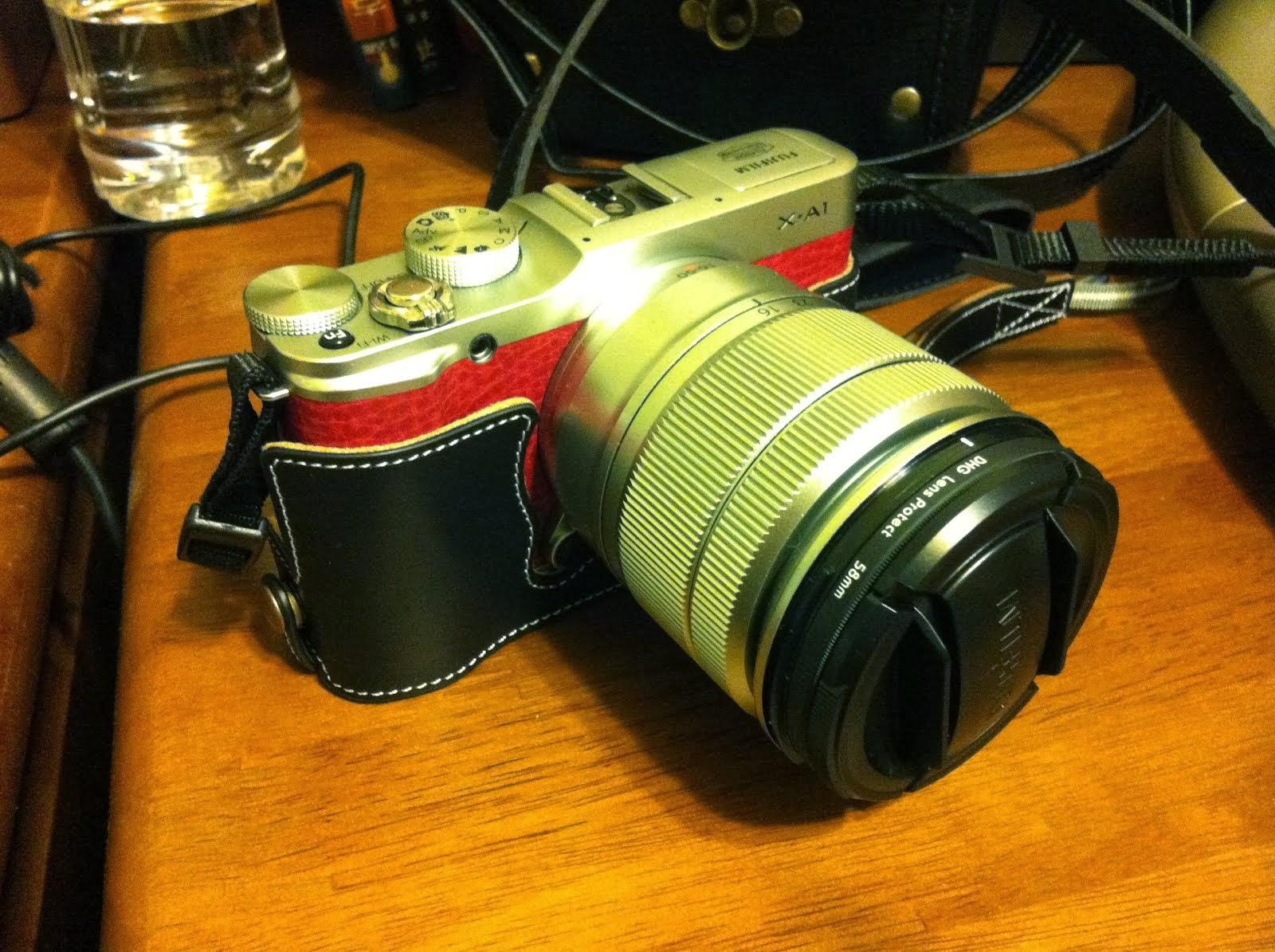 新玩具 ✪ Fujifilm X-A1