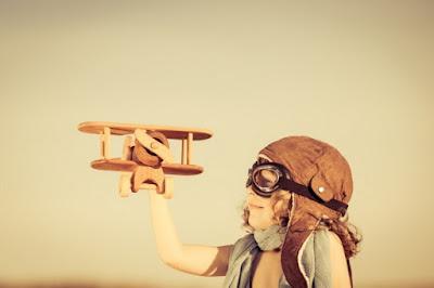 piloto, voar muda a gente