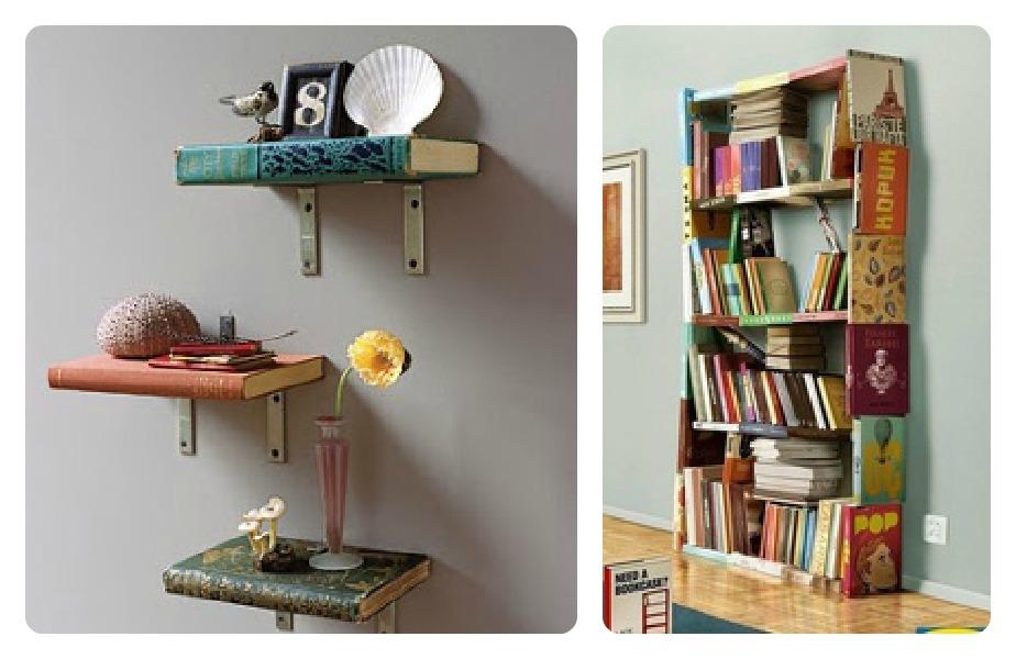 Que ficha eres tu libros un arte que va m s all de la - Estanterias originales para libros ...