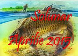 Solunar Aprilie 2015 - click detalii