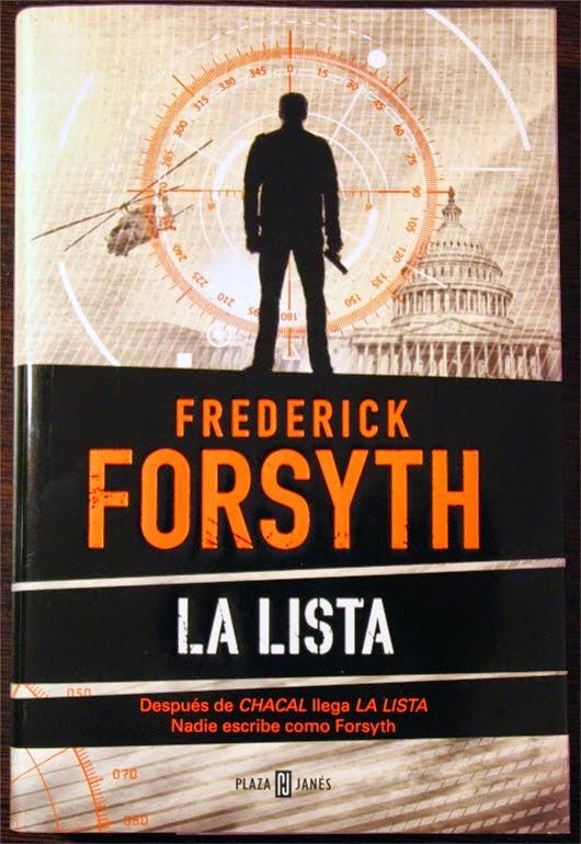 La Lista, de Frederick Forsyth