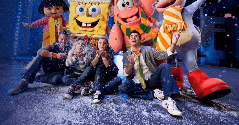 NickALive!: Nickelodeon USA Unveils SaturDanger! Contest