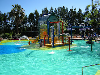 the pool  for the Kids  exclusive use Again. Hot Spring