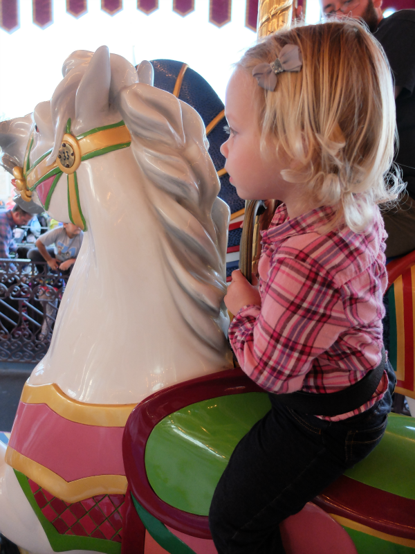 Magic Kingdom, Carrousel