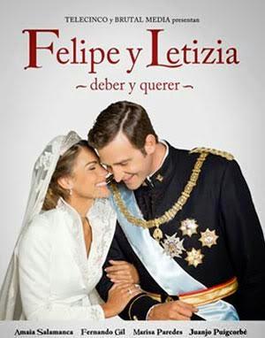 Capitulos de: Felipe y Letizia