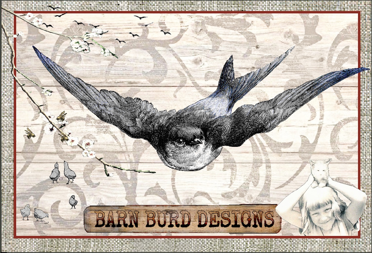 BARN BURD DESIGNS ~ BY KATHERINE T~ BEADS~JEWELRY~ART