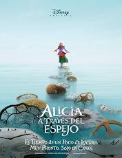 pelicula Alicia a través del espejo (2016)