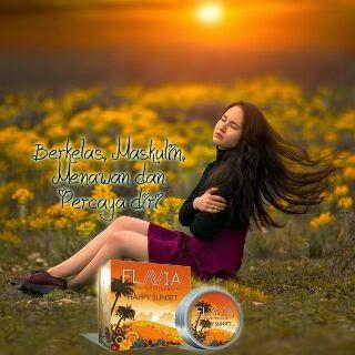 flavia, parfum , padat, bisnis, aroma, join