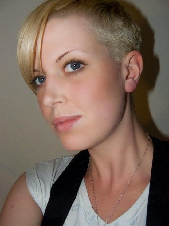 Hele Korte Kapsels Vrouwen - Foto's van erg korte kapsels Kapsels voor zeer kort haar
