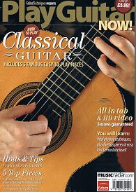 DVD Guide to Classical guitar