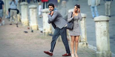 Prabhas latest movie stills