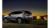 2014 Honda CR V the best SUV