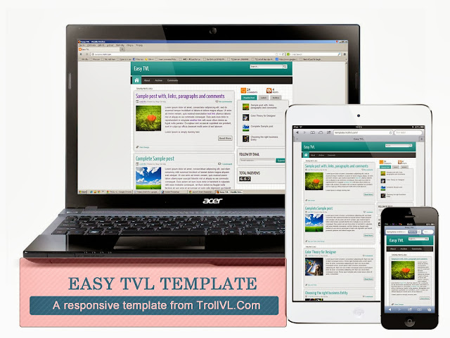 download blogger tempelate premium gratis
