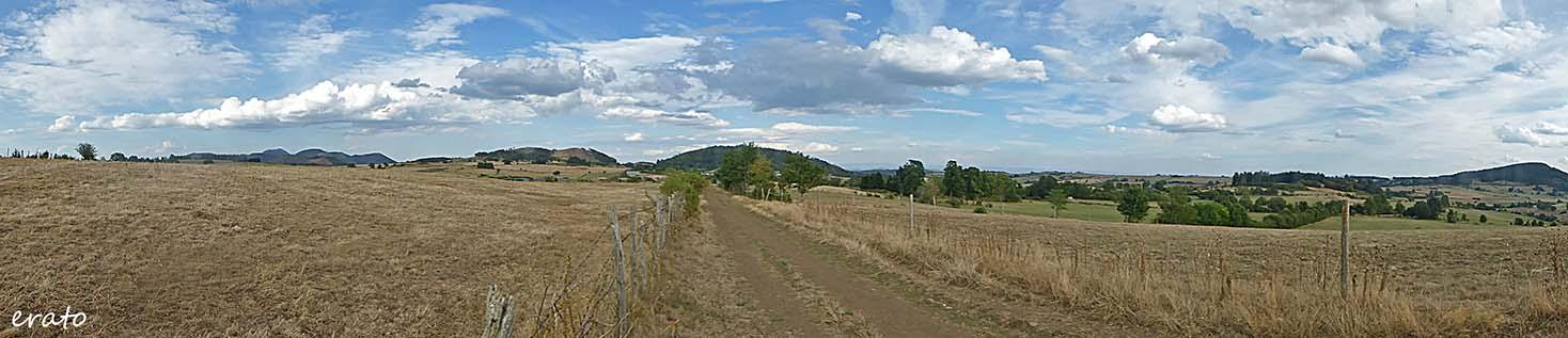 chemin d'Auvergne
