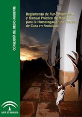 REGLAMENTO DE MEDICIÓN Y HOMOLOGACIÓN  DE PIEZAS DE CAZA EN ANDALUCIA
